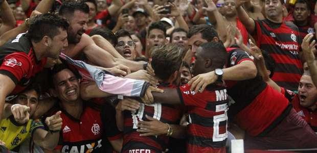 Fla venceu o Ceará e tornou-se líder em 2018; Cenário ...
