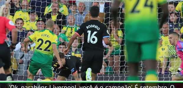 FUTEBOL: Premier League: Guardiola após derrota para o ...