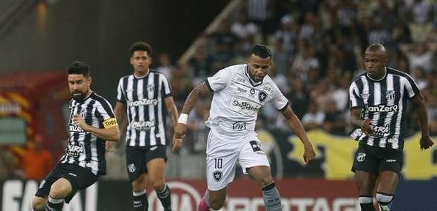 Botafogo: Alex Santana sofre entorse no tornozelo e será ...