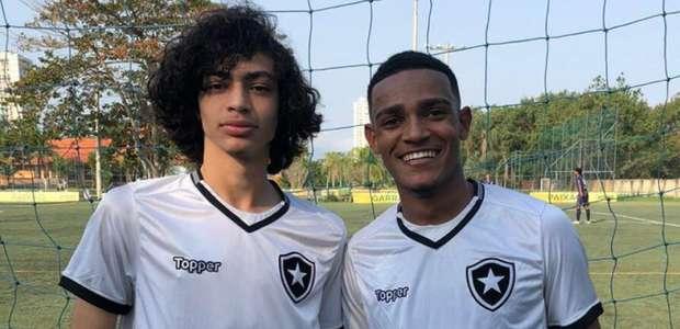 Matheus Nascimento marca e Botafogo vence na Taça Rio sub-17