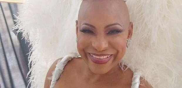Ex-rainha de Carnaval luta contra doença com fé e elegância