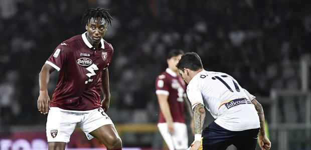 Torino tropeça em casa para o Lecce no Campeonato Italiano