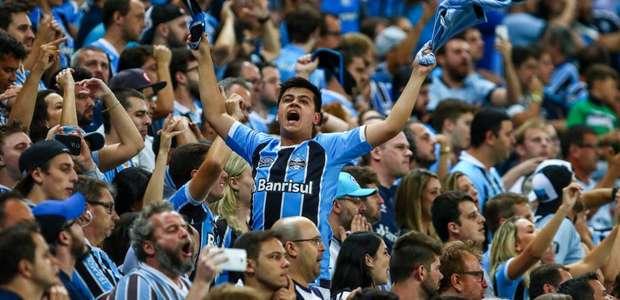 Grêmio esgota ingressos para semifinal da Libertadores ...