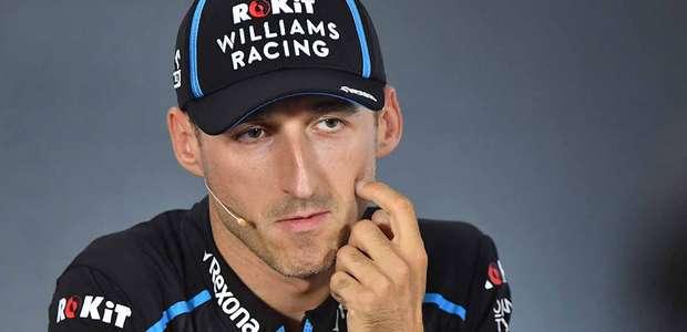 Kubica deixará a Williams no final da temporada 2019 da F1