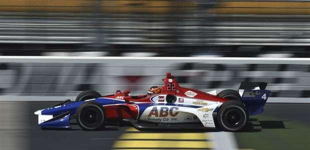 Piloto da Indy, Leist entra em equipe de competição ...