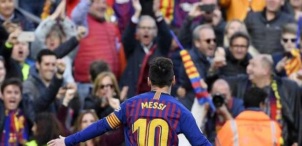 Com Messi de titular, Barcelona enfrenta o Granada neste ...