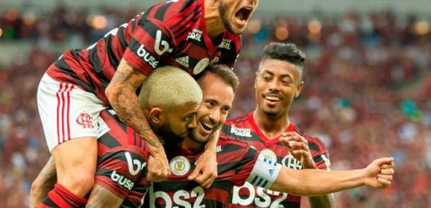 Flamengo iguala marca do Cruzeiro de 2013; Veja os ...