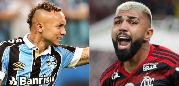 Fla e Grêmio e o ano mais importante da história de cada um