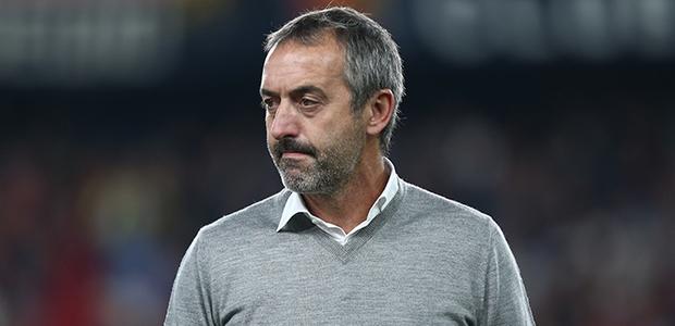 Depois de quatro meses, Marco Giampaolo é demitido do Milan