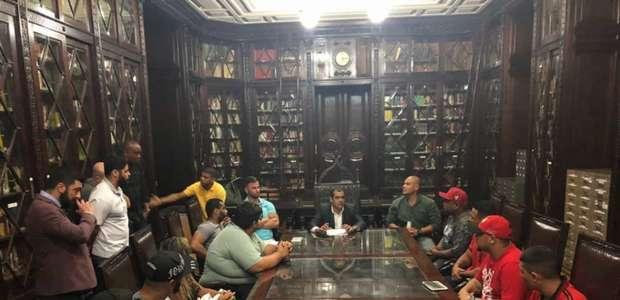 Deputado articula volta das organizadas banidas no Rio