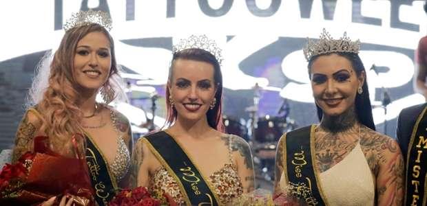 São Paulo recebe a 9ª Tattoo Week com atrações ...