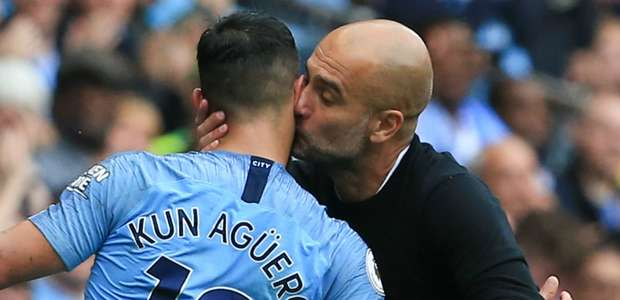 "Agüero sobre Guardiola no City: ""tive que mudar meu ..."