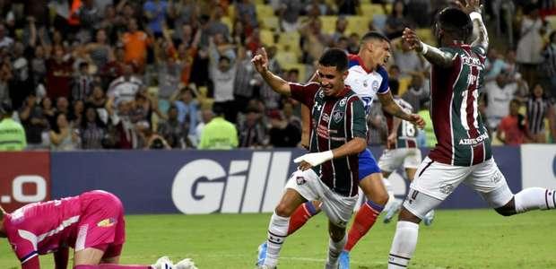 "Douglas lamenta derrota para o Fluminense e diz: ""Temos ..."
