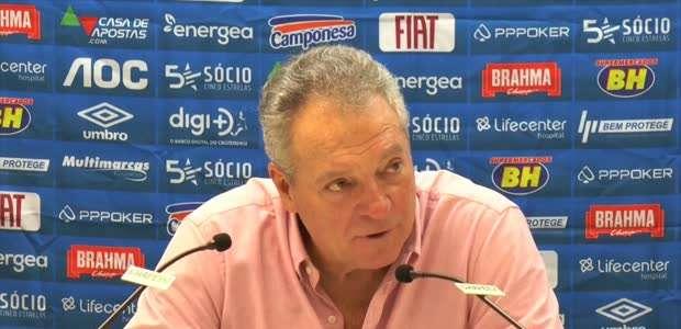 CRUZEIRO: Abel lamenta chances perdidas contra Chape: ...