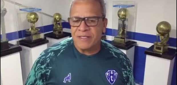 PAYSANDU: Contrato renovado! Hélio dos Anjos renova com ...