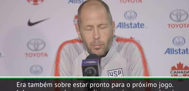 "FUTEBOL: Premier League: Behalter: ""Pulisic pode fazer ..."