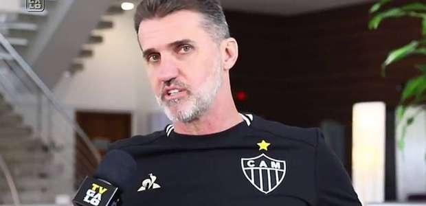 Atlético-MG estreia Vagner Mancini contra o CSA para ...