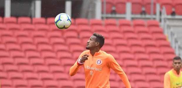 Inter finaliza preparação para enfrentar o Avaí com ...