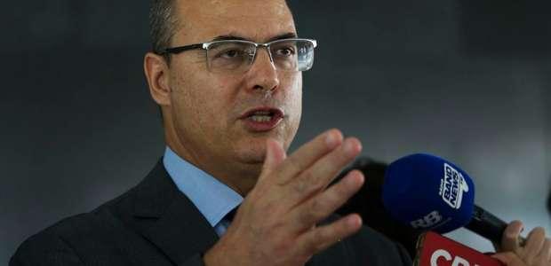 "Witzel promete processar Bolsonaro: ""Passou dos limites"""