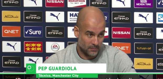 "FUTEBOL: Premier League: Guardiola: ""Liverpool é o time ..."