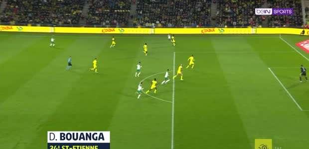 Nantes 2-3 Saint-Étienne
