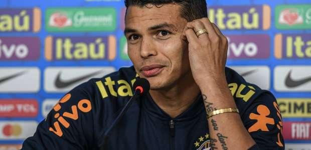 Aos 35 anos, Thiago Silva pensa na Copa do Mundo de 2022