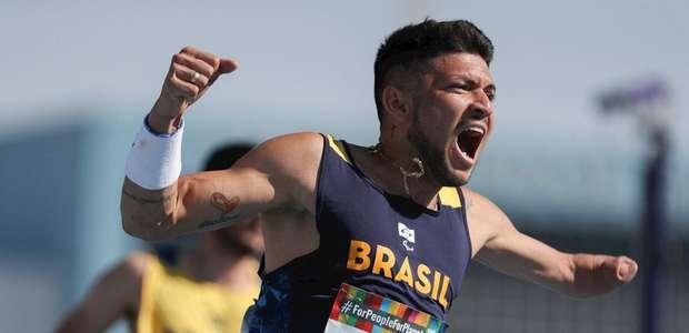Com recorde de Petrúcio, Brasil fatura nove pódios no ...