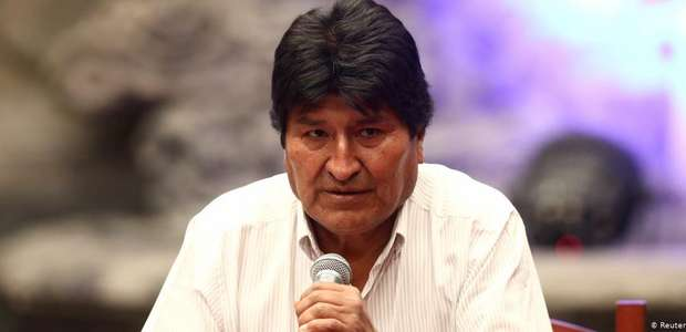 Morales pede ajuda do papa e da ONU para mediar crise