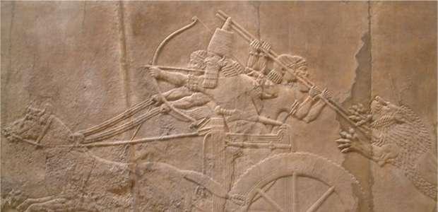 Queda do Império Assírio foi influenciada por seca de 60 ...