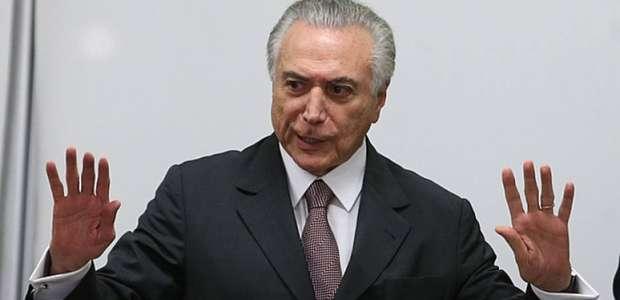"""Temer: """"Lula não fez bem invocando a polarização"""""""