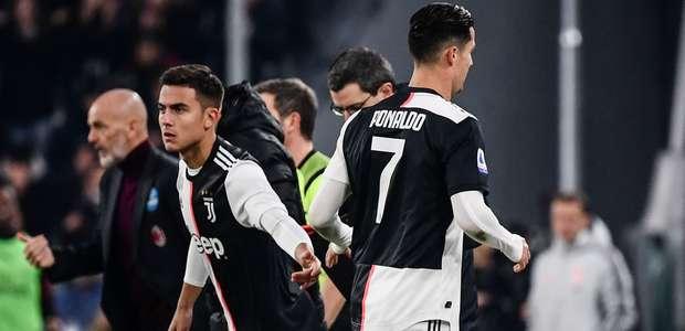 """Cristiano Ronaldo: """"Não gosto de ser substituído, mas ..."""