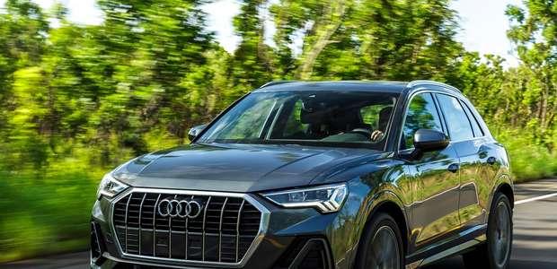 Nova geração do Audi Q3 inicia a pré-venda por R$ 179.990