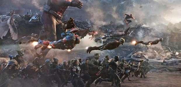 Descobra com qual herói da Marvel diretores de ...