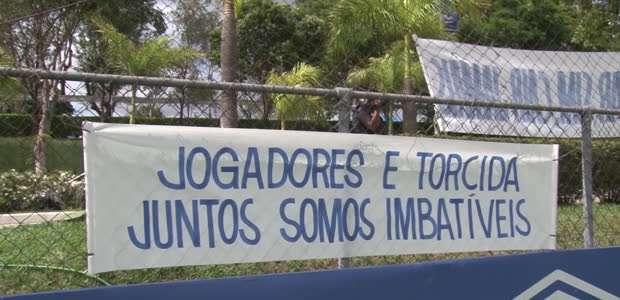 """CRUZEIRO: Éderson fala sobre a semana de protestos: """"A ..."""