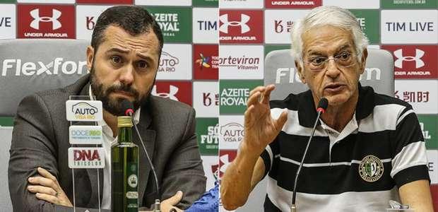 Celso Barros deixa comando do futebol do Flu com balanço ...