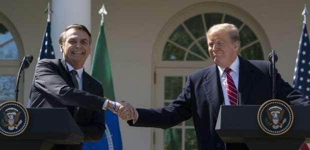 Trump acusa Brasil de desvalorizar real e impõe tarifa ...