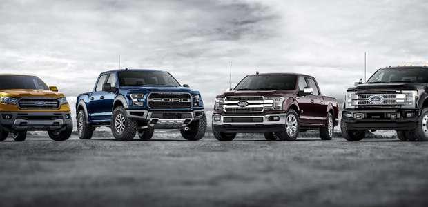 """Toyota, Volks, Ford, Honda e Nissan formam o """"Clube dos 5"""""""