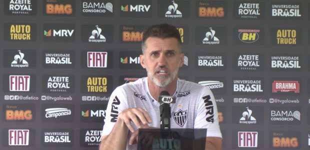 ATLÉTICO-MG: Mancini desabafa e revela hostilidade na ...