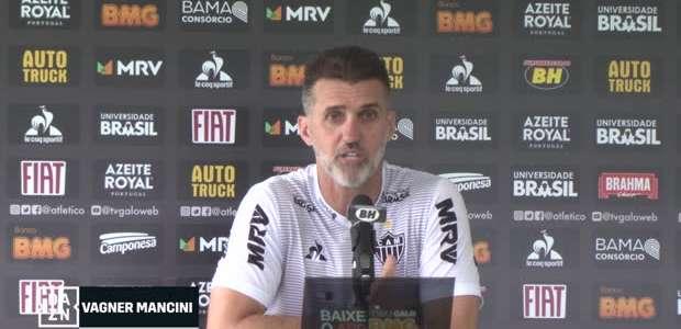 ATLÉTICO-MG: Mancini aponta influência da imprensa no ...