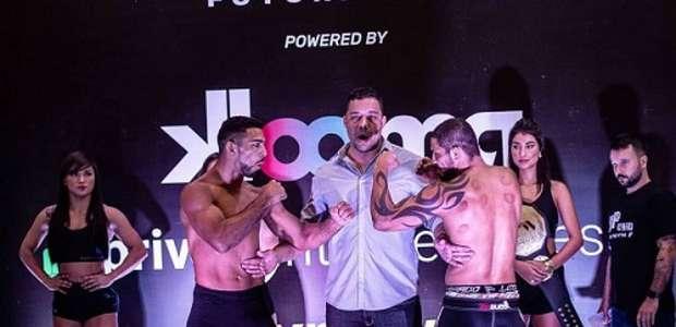 Future MMA 10 terá uma disputa de título após falhas de ...