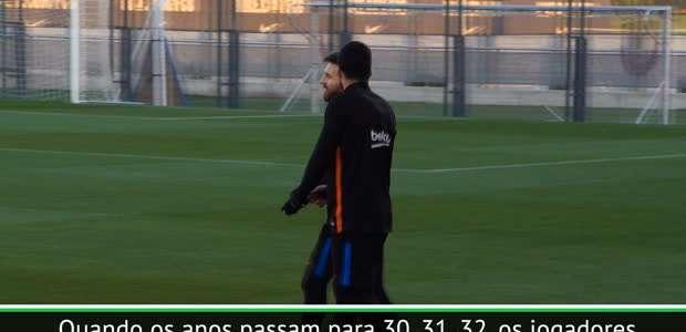 """Valverde: """"Messi não vai se aposentar ainda"""""""