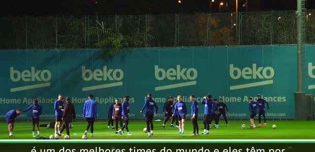 """FUTEBOL: Champions League: Conte: """"O Barcelona está ..."""