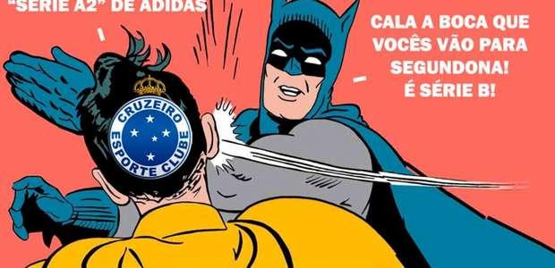 """Torcida do Cruzeiro afirma que clube jogará a """"Série A2"""" ..."""