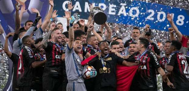 Athletico comemora primeiro aniversário do título da ...