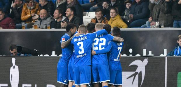 Hoffenheim quer se aproximar de zona da Liga Europa ...