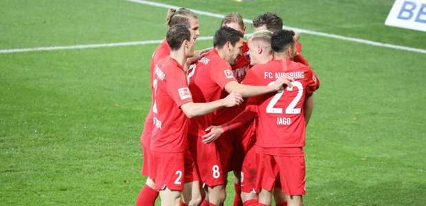 Augsburg vence Hoffenheim fora de casa e sobe na tabela ...