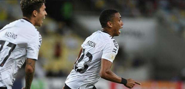 Santos anuncia troca de Victor Ferraz por Madson, do Grêmio