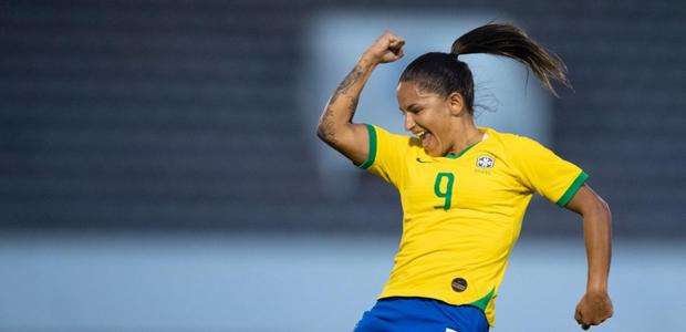 Cristiane faz dois e Seleção Brasileira feminina goleia ...