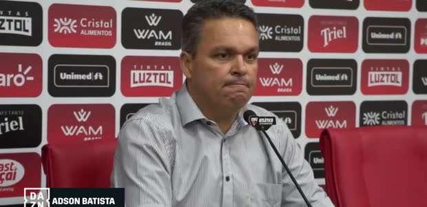 ATLÉTICO-GO: Presidente justifica contratação do goleiro ...