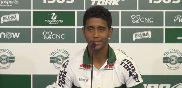 CORITIBA: Gabriel relembra pressão no estádio como ...